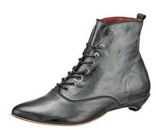Kickers  Stiefelette, Chaussures bateau pour femme Noir - Noir