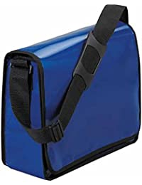 HALFAR - sac sacoche bandoulière porte documents 1802814 - bleu roi - mixte homme / femme