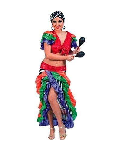 Brasilien Lady Samba Kostüm