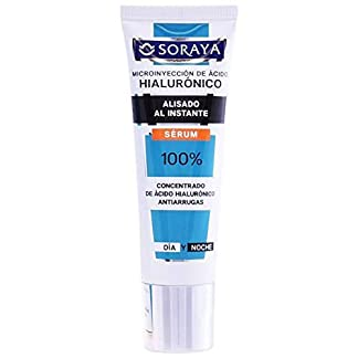 Soraya Crema Antiarrugas con Ácido Hialurónico Concentrado Día y Noche – 30 ml