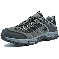 56a9e01d0 Knixmax-Zapatillas de Trekking para Mujer,Zapatillas de Senderismo Calzado  de Montaña Escalada Outdoor