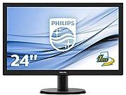 Godetevi immagini vivide di LED su questo display Philips. Dotato di HDMI e SmartControl lite, è un'ottima scelta!