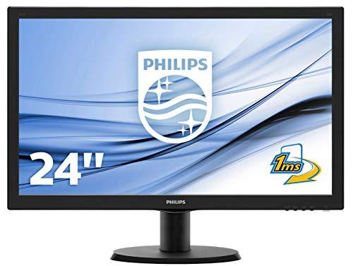Philips Monitores 243V5LHSB/00 Monitor 23.6