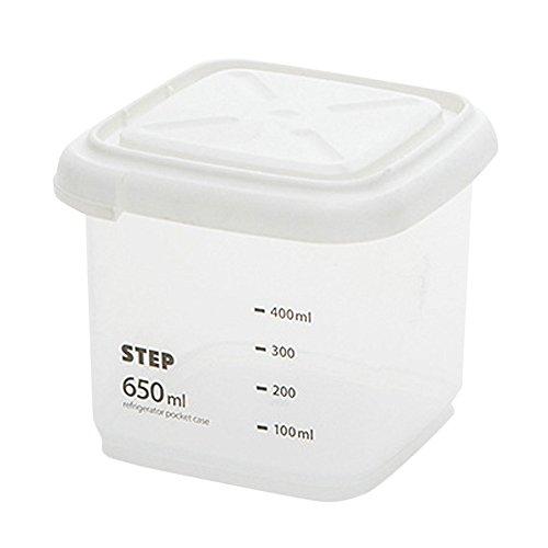 Lebensmittelaufbewahrung,Rifuli®aufbewahrungsbox küche Lagersysteme Aufbewahrungsbehälter mit DeckelPlastikversiegelter Küchen Aufbewahrungsbehäl Nahrungsmittelkanister