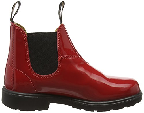 Blundstone 534 - Classic Comfort Unisex-Kinder Chelsea Boots Rot