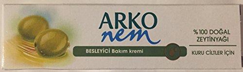 Arko Nem Pflegecreme Olivenöl 20ml 10-er Pack