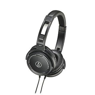Audio Technica 0 - Auriculares de diadema abiertos, negro (B005BHIZU4) | Amazon price tracker / tracking, Amazon price history charts, Amazon price watches, Amazon price drop alerts