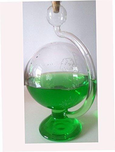 oberstdorfer-glashutte-barometro-goethe-di-vetro-chiaro-di-stare-riempito-di-verde-acqua-distillata-