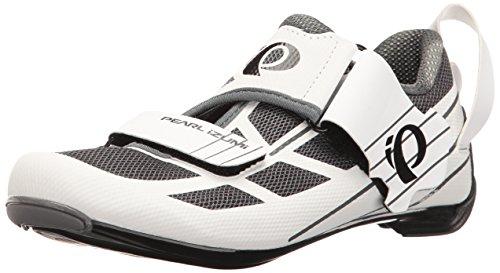 Pearl Izumi Tri Fly Select V6 Damen Triathlon Schuhe weiß/grau 2017: Größe: 41