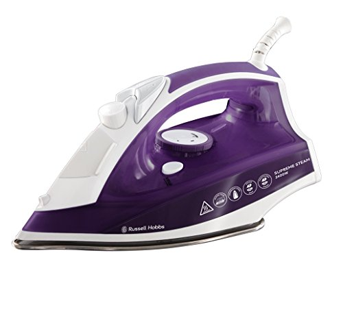russell-hobbs-supreme-steam-traditional-iron-23060-2400-w-purple-white