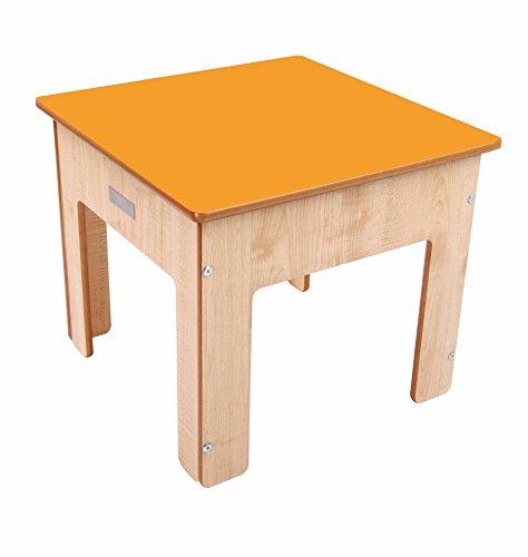 Little Helper - Tavolo da gioco e per sabbia, con piano reversibile 3 in 1, (Childrens Naturali Mobili)