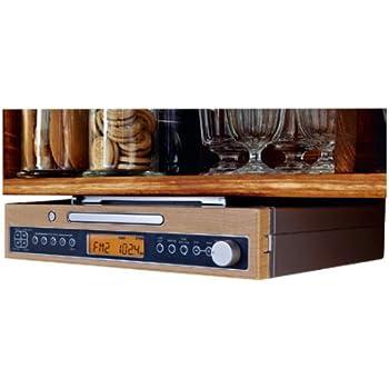 Tchibo CD-Küchenradio mit Wechselblende: Amazon.de: Elektronik