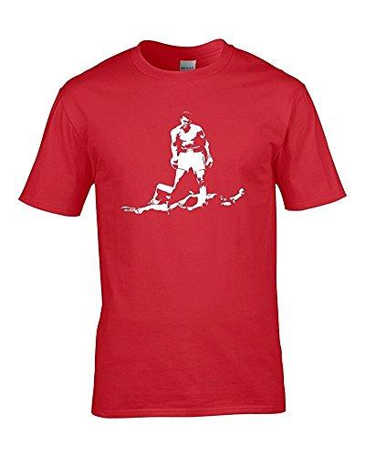 FatCuckoo Herren T-Shirt Rot
