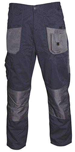 Blackrock Men's, normale Beinlänge, Handwerker, Marineblau/Grau, 30 cm (Naht Öffnungen Seite)