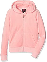 Juicy Couture Glam Sprinkles Robertson, Sweat-Shirt à Capuche  Fille