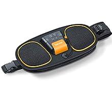 Beurer EM 39 - Cintura EMS 2-in1, per l'allenamento dei muscoli Addominali e Dorsali