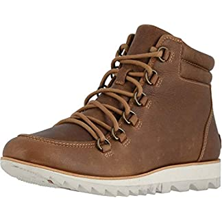 Sorel Women's Harlow Lace Walking Shoe, Elk, 4 UK 9