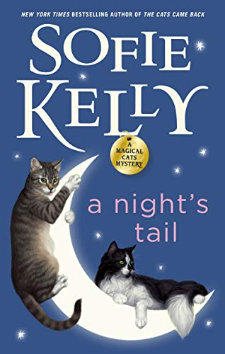 A Night's Tail (Magical Cats Book 11) (English Edition)