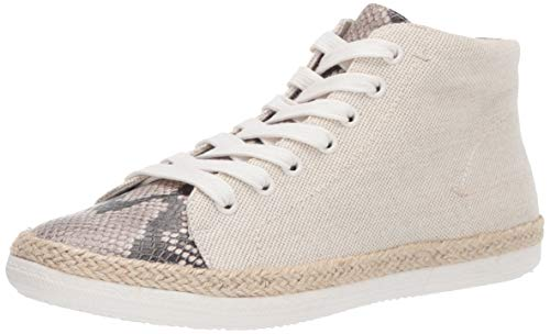 Dolce Vita Damen AKELLO Turnschuh, Natural Fabric,
