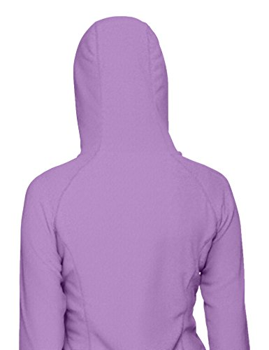The North Face Mezzaluna Veste à Capuche Femme Bellflower Purple