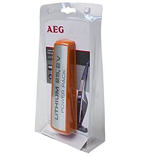 AEG AZE 037 Ersatz-Akku für längere Laufzeit für AEG Ultrapower AG 5022, CX8-60TM, CX8-60FFP, CX8-60TME / 1 Lithium Power Pack 25,2 V