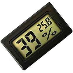 Baoblaze Tragbare Digital Luftfeuchtigkeit Messgerät Thermometer Hygrometer Meter mit LCD, 40 ° C ~ 70 ° C, 10% RH ~ 99% RH
