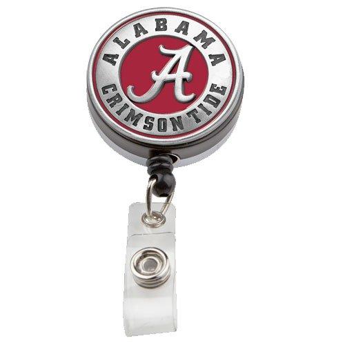 Große Pewter Badge Reel-Universität von Alabama -