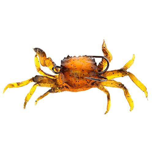 magideal-attirail-de-pche-leurre-souple-crabe-artificiel-crochet-orange