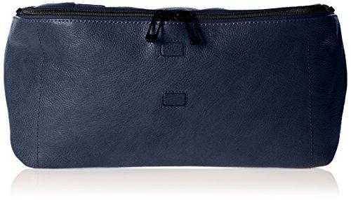 Piquadro Pulse, sac bandoulière Blu (Blu Navy)