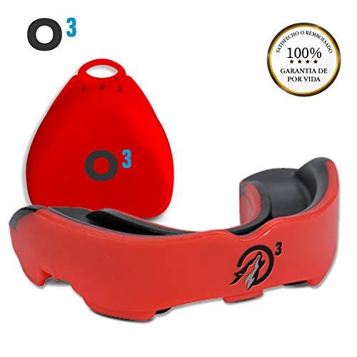 O³ Protector Bucal Boxeo Moldeable - Protector Bucal