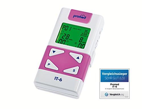 Promed IT 6, TENS Gerät mit Vaginalsonde, 4 Elektroden, Inkontinenzgerät, Beckenbodentrainer, Beckenbodentraining, Training der Vaginalmuskulatur & Beckenboden - 2