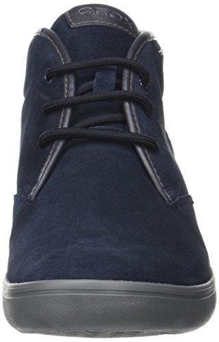 Geox Herren U Box H Hohe Sneaker Blau (Navy)