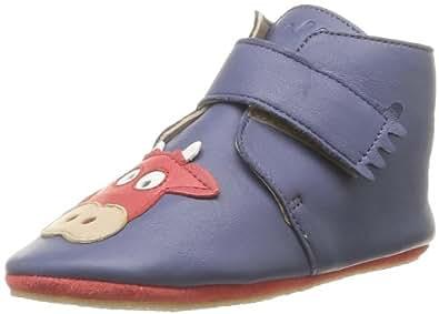 Easy Peasy Boys' Kiny Patin Vache Slippers