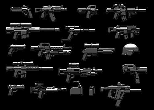 Brickarms Moderna Combate Pack - Tactical Pack Armas