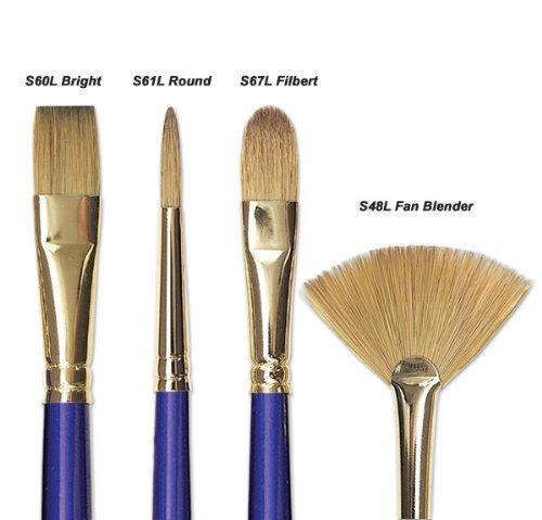 Robert Simmons Sapphire Brush S61L Round 8 by Robert Simmons Sapphire