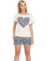 Italian Fashion IF Pijamas para Mujer Maya 0227