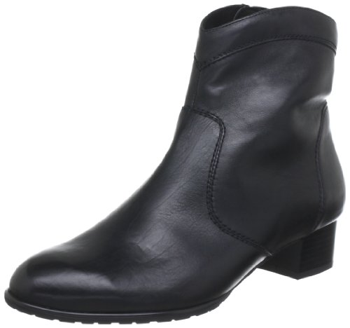 Semler V50203-013-001, Stivali donna nero (Black - Schwarz (schwarz 001))