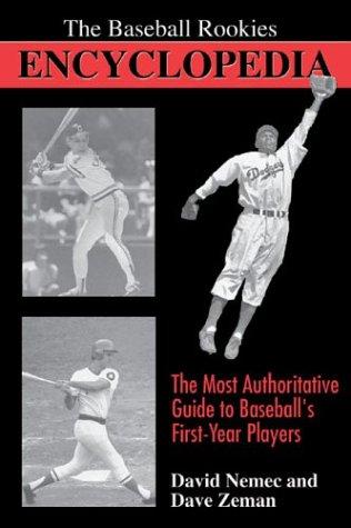 The Baseball Rookies Encyclopedia