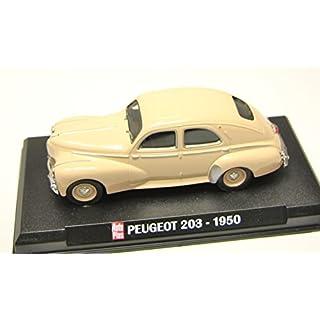 Unbekannt Auto 1:43 Peugeot 203 1/43 IXO AP3