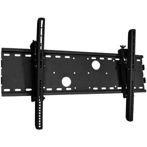 Monte-it! Nuevo de inclinación ajustable Universal inclinable de pared para TV de Plasma - negro (max, 37~65 pulgada* Pulgada)* max VESA 750 x 450 Philips 40PFL5505D/F7 40PFL5705D/F7 40PFL3705D/F7 40PFL3505D/F7 46PFL7705D/F7 46PFL7505D/F7 46PFL5705D/F7 46PFL5505D/F7 46PFL3705D/F7 55PFL7705D/F7 55PFL7505D/F7 55PFL5705D/F7 55PFL5505D/F7