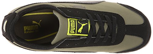 Puma Roma SL NBK Black Olive Youths Trainers Black Olive