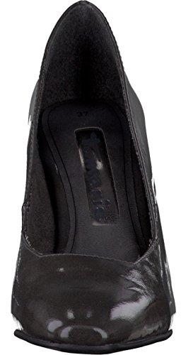 Tamaris - Chaussures Fermées Femme Graphite Pat.