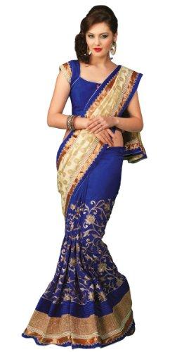 Chirag Sarees Cotton Silk Multi-Colour Swapn- A Saree