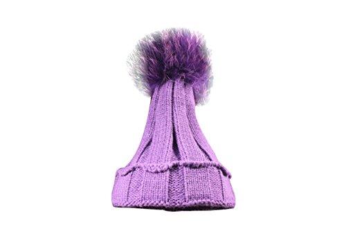 Casquette De Coiffure, Chapeau De Tricot, Chapeau De Dames, Casquette De Baseball, Chapeau De Couleur Unie, Chapeau purple