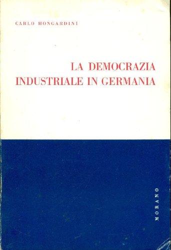 La democrazia industriale in Germania