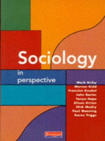 Sociology In Perspective