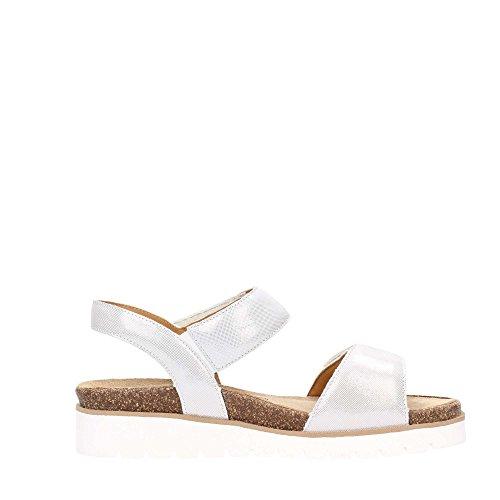 Mephisto THELMA Sandale Femme Blanc Blanc Cassé - blanc