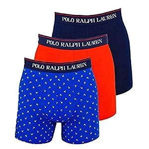 Ralph Lauren 71473041 0002 – Calzoncillos bóxer (3 Unidades)