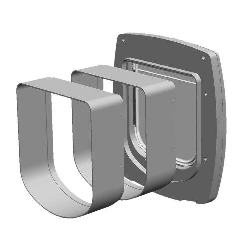 Zoom IMG-2 ferplast tunnel extension swing 3