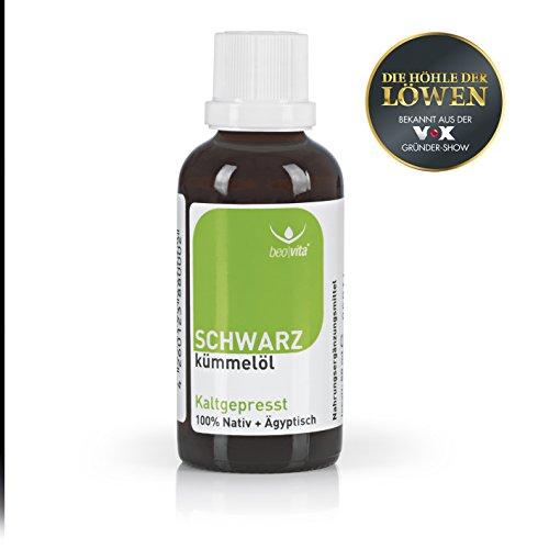 Beovita Schwarzkümmel-Öl | 50ml